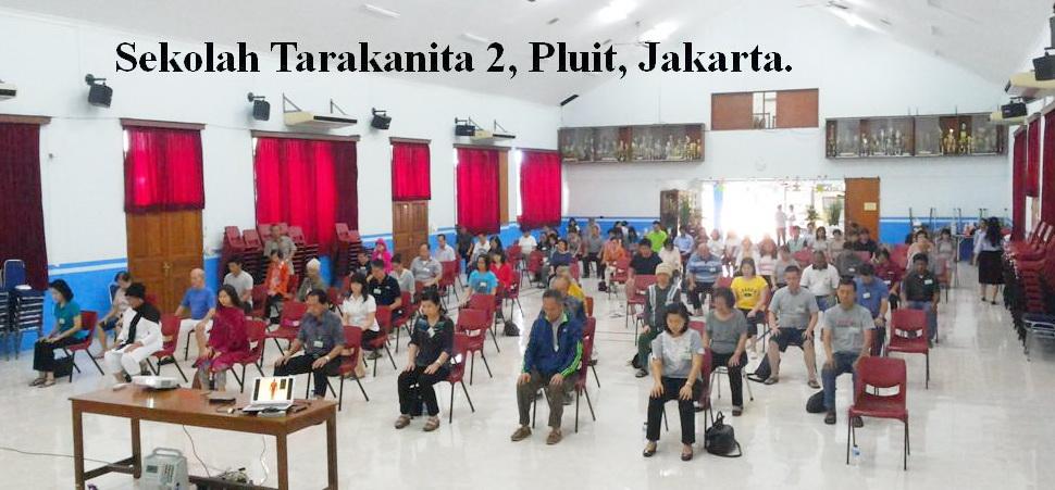 Tarakanita 2, Pluit, Jakarta. B1