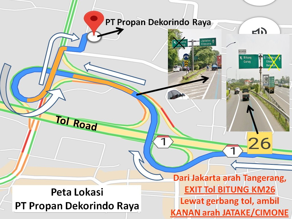 Lokasi Propan Dekorindo Raya edited
