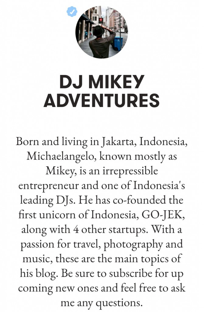 DJ Mikey 3